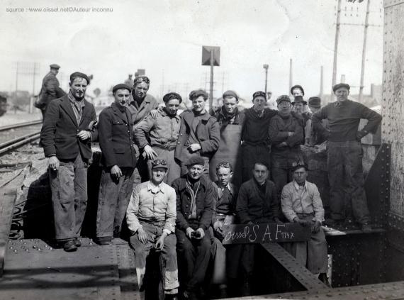 oissel-net-soudeurs-du-viaduc-1947